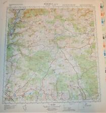 "NVA Topographische Karte M-33-40-A-d /""Dippoldiswalde/"" 1:25000 ehemals VVS"