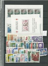 1978 MNH Monaco year collection according to MICHEL postfris**
