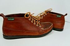 Eastland chukka Boots Size 7 Women's Leather shoes booties