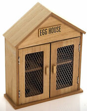 More details for countryside design wooden egg house - storage cabinet