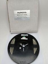 Iluminación de Aurora 24V DC IP68 Redondo 10m solo Flexible Tira de Luz LED Verde