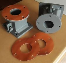 """JBL 2"""" Leather gasket 2 Joints Cuir PRO quality for 2327 2440 2445 2450 2328 new"""