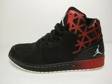 huge selection of 0be8d 778bc  NICE  Nike Air Jordan 1 Flight 3 Men s Size 9.5 Black Red Pre