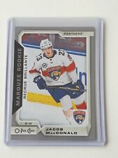 624 Jacob MacDonald - Marquee Rookie Silver - O-Pee-Chee 2018-19 - Upper Deck