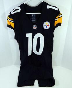 2013 Pittsburgh Steelers Ryan Switzer #10 Game Issed Black Jersey 38 DP12452