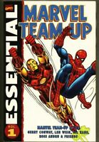GN/TPB Essential Marvel Team-Up Volume 1 vf 8.0 1st edition (2002) Spider-Man ++
