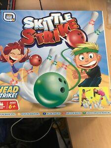 Skittle Strike Game Hilarious Fun Family Spin Twist 6+ Years