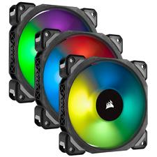Corsair ML Series ML120 Pro RGB LED Magnetic Levitation Fan (120mm) - Single