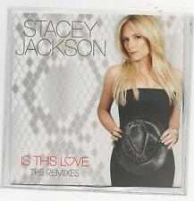 Stacey Jackson is this love 2011 Limited Promo Remixes CD