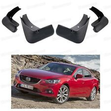 4x Mud Flaps Splash Guard Fender Mudguard fit for Mazda 6 Sedan 2013-2016 14 15