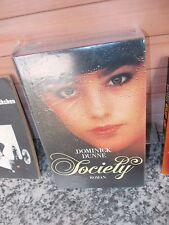 Society, ein Roman von Dominick Dunne