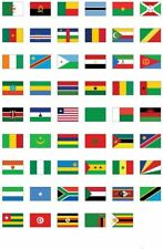 More details for african countries flags 5ftx3ft single country chad congo ethiopia zimbabwe