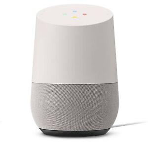 Google Home Smart Speaker & Home Assistant - White Slate - MINT