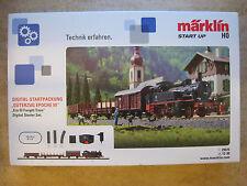 Märklin 29074 Leerkarton Start Up H0 Güterzug Epoche III Digital-Startpackung