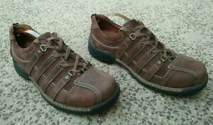 Josef Seibel Men's Brown Casual Shoes EU40 Lace Up