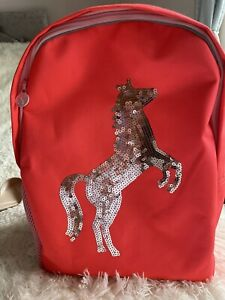 girls joules backpack