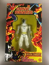 "Marvel Universe Deluxe Edition MOON KNIGHT 10"" Tall Figure NIP"
