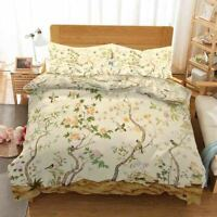 Point Green Leafy 3D Printing Duvet Quilt Doona Covers Pillow Case Bedding Sets