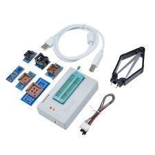 USB TL866II Plus Programmer FLASH Adapters Socket EPROM BIOS AVR MCU PIC new