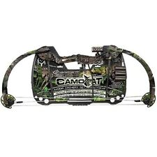 "Barnett Outdoors CAMO Tomcat Youth Compound Bow Set 16 - 22lb 21 - 23"" DL #1261"