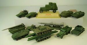 Sammlung DDR Modell Autos / NVA Espewe ua.