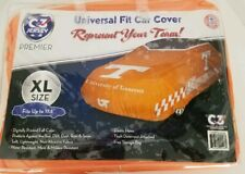 Car Cover Size XL University Of Tennessee Universal Fit Orange