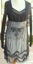 robe  * la mode est à vous * LMV taille 44 46 neuf etiquette modele CHARLESTON