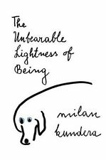 Perennial Classics: The Unbearable Lightness of Being by Milan Kundera (2005, P…