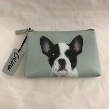 Catseye London Boston Terrier Pouch Bag BFB4P NEW