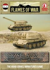 Flames of War ZSU572 Arab Sixday War Miniatures by Battlefront AARBX04
