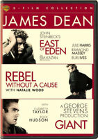 James Dean: 3-Film Collection [New DVD] 3 Pack, Amaray Case