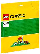Lego Classic - 10700 - Jeu De Construction - La Plaque De Base Verte LEGO