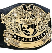 WWE Undisputed championship Title Belt Replica Adult (2mm plates)