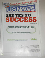 U.S. News Magazine Say Yes To Success May 2010 071814R