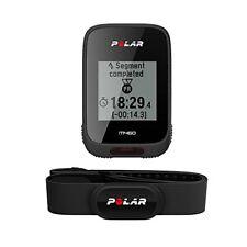 Polar M460 HR Bike Ciclocomputer con GPS integrato e Fascia Cardio H10 (y9k)