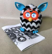 2012 Hasbro Furby Boom, Instructions & Furbish Dictionary - EUC!!
