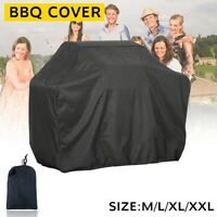 "BBQ Grill Cover Gas Barbecue Outdoor Waterproof Protection 4 Size 32"" 58"" 67""75"""