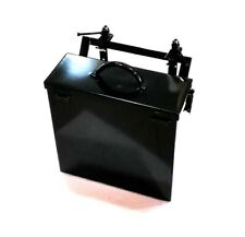 Side metal Box (black) for Dnepr (MT, MB), Ural (650 cc), K-750, M-72