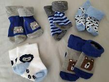 Newborn Baby Boy Socks 0-3 Months