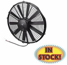 "Spal Electric Cooling Fan 12"" Pusher with Straight Blades 30102055"
