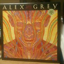 Alex Grey 2013 Calendar Sealed