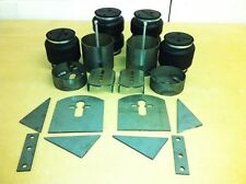 1961-69 Lincoln Continental Front & Rear Brackets + Bags Air Ride Suspension