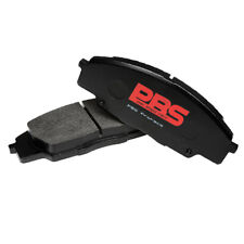 PBS ProRace Front Brake Pads for Fiesta St150 Focus St170