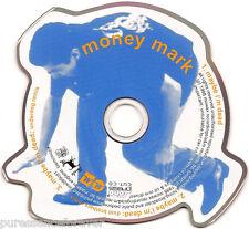 "MONEY MARK - Maybe I'm Dead (UK Shaped 3 Tk 3"" CD Single Pt 1)"
