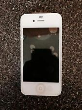 Verizon iPhone 4 - White