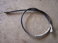 suzuki lt250 lt250ef quadrunner odometer cable 1986 1985 85 86