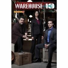 Warehouse 13 (2011 - 2012) #4 - Cover B