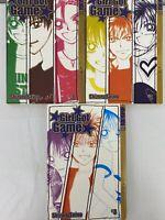 GIRL GOT GAME Set of 3 Manga - Shizuru Seino Tokyopop English Teen 13+