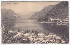 COMO LAGO DI COMO 14 Cartolina VIAGGIATA 1915
