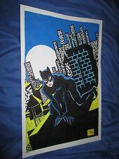 CATWOMAN Original Art Painting by Jose Delbo (Batman/Full Color/Wonder Woman) Comic Art